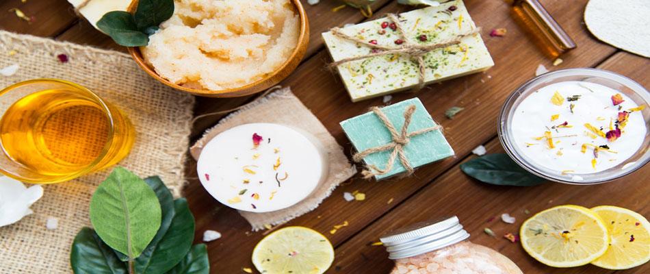 Produits cosmétiques : acheter en ligne des produits bio